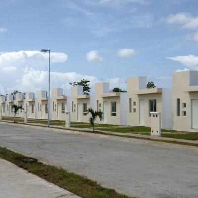 Por falta de liquidez de trabajadores, 7 de cada 10 casas están sujetas a embargo