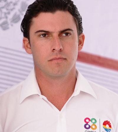 Anuncia Remberto que Cancún será sede de asamblea general de la OEA