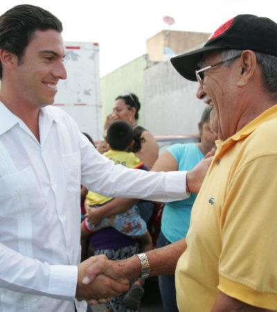 Anuncia Alcalde construcción de más infraestructura deportiva y social en la Región 201