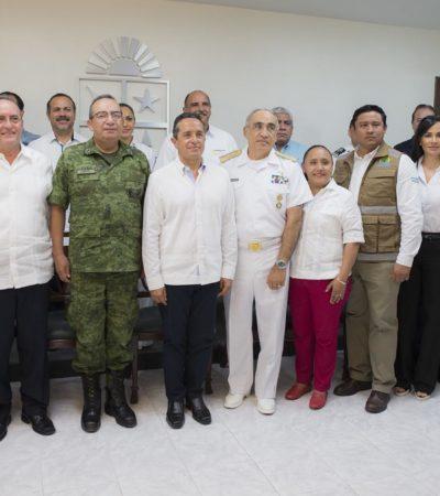 Se suma Puerto Morelos a los preparativos para enfrentar la temporada de huracanes 2017