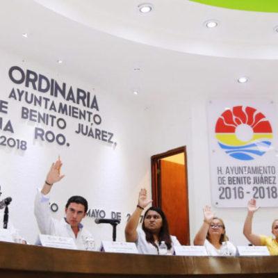 Aprueba Cabildo de BJ nombramientos del nuevo Tesorero y el Contralor municipal
