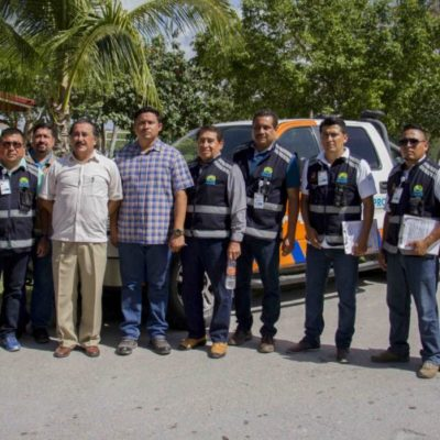Establecen 19 inmuebles como refugios anticiclónicos en Puerto Morelos