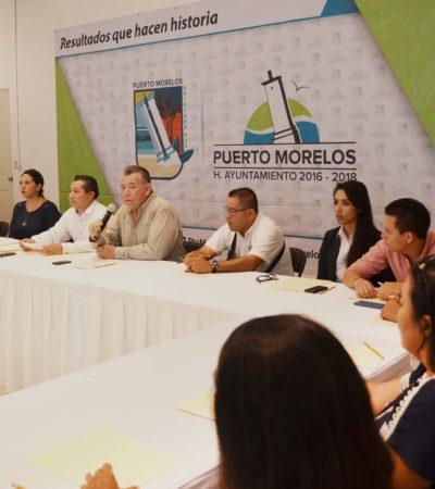 Participa Puerto Morelos en la elaboración del Plan de Acción Climática Municipal
