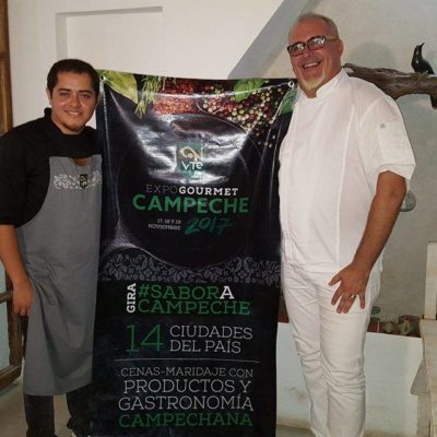 Promueven los sabores de Campeche en Cancún