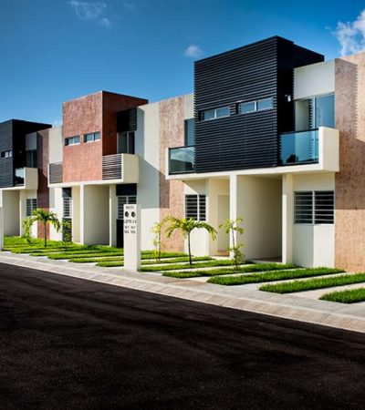 Promueven créditos para casas de nivel medio