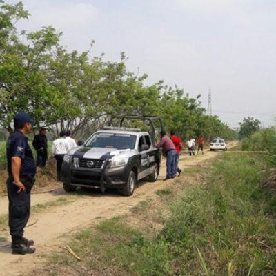 Torturan y ejecutan a un taxista en Tabasco
