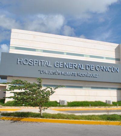 Nuevo hospital es insuficiente para atender demanda  de enfermedades de la mujer y los embarazos y partos en Cancún; Borge dejó perder proyecto de crear una clínica materno infantil