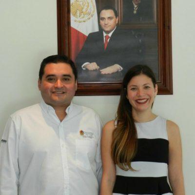CAE LA SEGUNDA BORGISTA: Detienen a Paulina García Achach, relevo de Mauricio Rodríguez en Seduvi en el gobierno de 'Beto'