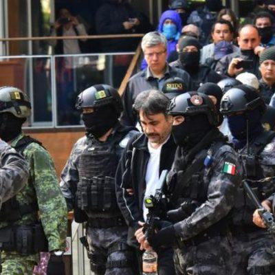 Ingresan a 'El Licenciado' en el mismo penal en el que estuvo 'El Chapo'