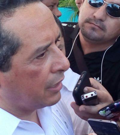 ABROGARÁN LA 'LEY BORGE' SOBRE PERIODISTAS: Confirma Carlos Joaquín que se impulsará una nueva ley para garantizar la protección de comunicadores y defensores de derechos humanos en QR