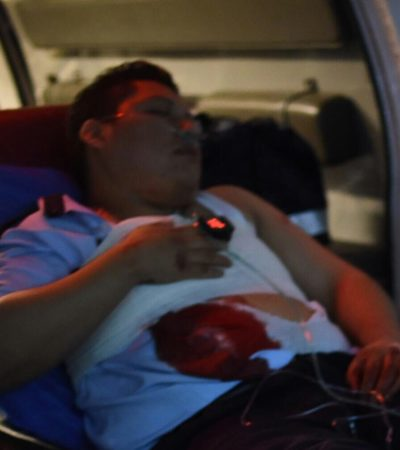 Intentan ejecutar a guardia de residencial Isla Blanca en Cancún