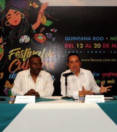 BANDERAZO AL FECUCA: Presentan a contra reloj el Festival de Cultura del Caribe, la primera edición del gobierno de Carlos Joaquín