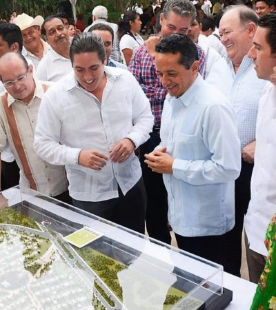 BANDERAZO EN CANCÚN: Invierten otros 200 mdp en segunda etapa del fraccionamiento Residencial Arbolada