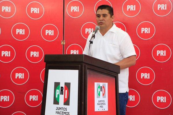 """EMPIEZA A TRONAR EL CHIRIBITAL: Renuncia dirigente del PRI en OPB porque el tricolor """"ha perdido el rumbo"""""""
