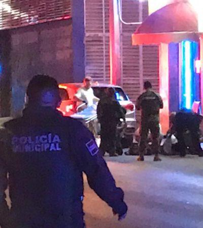 MÁS BALAZOS EN CANCÚN: Un muerto y dos heridos en el bar 'Las Canoas' de la Región 94, en otra jornada de violencia en el 'paraíso'