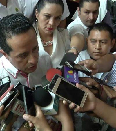 Se adaptará espacio del Hospital General de Cancún para atender a personas con problemas de salud mental, dice Carlos Joaquín