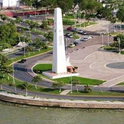 Los nombres de los ex Gobernadores en el Obelisco a la Bandera   Por Primitivo Alonso Alcocer