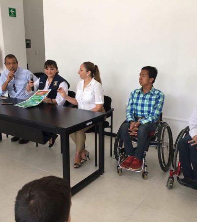 Busca Congreso la inclusión de personas con discapacidad en el deporte