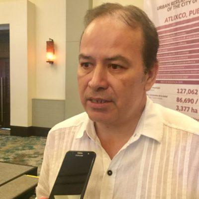 Pese a que dependencia a su cargo interpuso denuncia penal, el titular de Seduvi desconoce cómo va proceso contra Mauricio Rodríguez Marrufo
