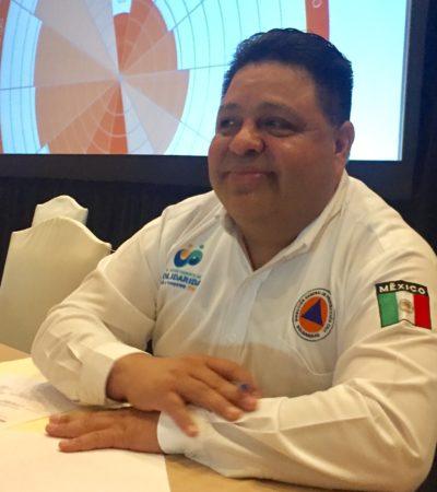 Resiliencia Urbana y Atlas de Riesgo, sólo el inicio para colocar a Playa del Carmen a la vanguardia: Orlando Muñoz