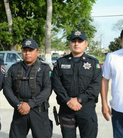 Oficializan nuevos nombramientos en Seguridad Pública de OPB