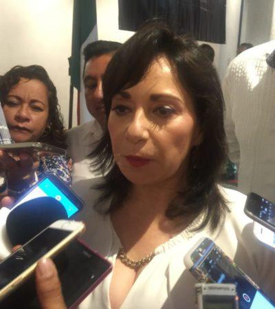 Que continúan las investigaciones y denuncias por despojos durante el borgismo, dice Catalina Portillo