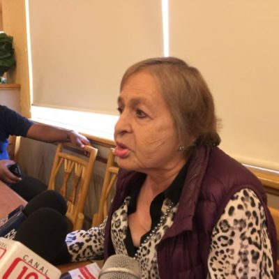 Atenta el PVEM contra vida de los animales por su iniciativa contra delfinarios, dice Sara Rincón