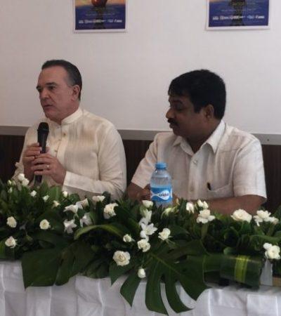 Muestra India interés de invertir en el Caribe mexicano