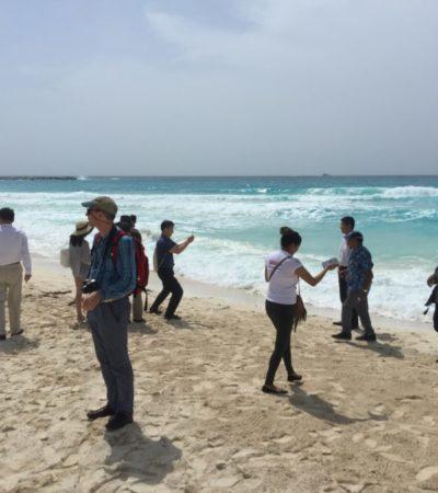 En puerta, programa de mantenimiento de playas; invertirían 120 mdp