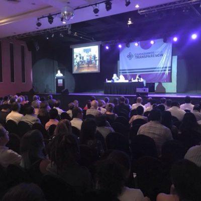 Exhortan a exigir rendición de cuentas en Informe Anual de Ciudadanos por la Transparencia