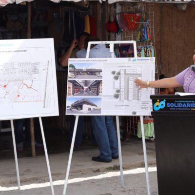 Inician obras por más de 18 mdp en Puerto Aventuras