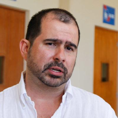 Existen pendientes en materia laboral: Jorge Aguilar