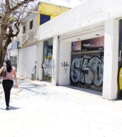 EL ABANDONADO CENTRO DE CANCÚN: Pese a millones invertidos, el corazón de la ciudad sigue sin bombear oxígeno