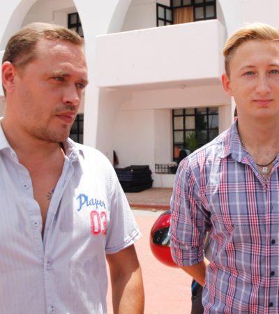 Acusa comunidad rusa omisión de autoridades en caso de Aleksei Makeev