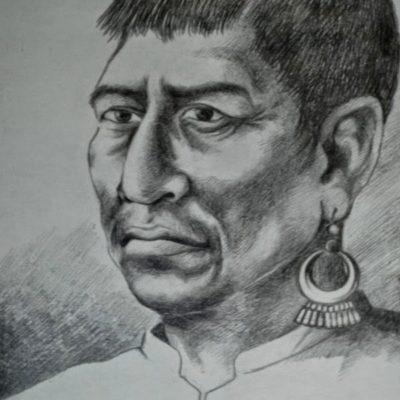 MANUEL ANTONIO AY EN LETRAS DORADAS: Plantean inscribir en muro de honor del Congreso el nombre del primer mártir maya
