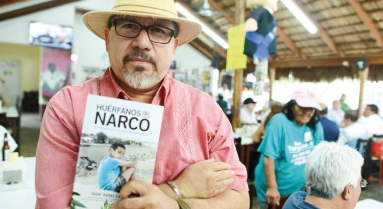 """""""NI UN PASO ATRÁS"""": Periodista asesinado en Culiacán presentaría su último libro en el Festival Cruzando Fronteras en Mahahual"""