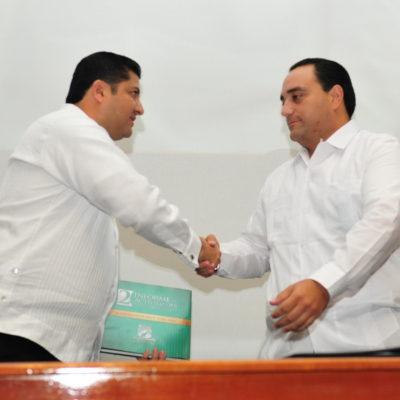 RENUNCIA VÍCTOR VIVAS A LA PRESIDENCIA DEL TEQROO: El Magistrado del borgismo pide elegir a alguien que lo sustituya al frente del órgano electoral