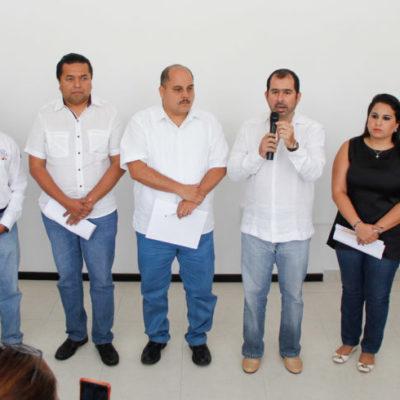 Exigen PRD y PAN la renuncia de los tres magistrados electorales de Quintana Roo