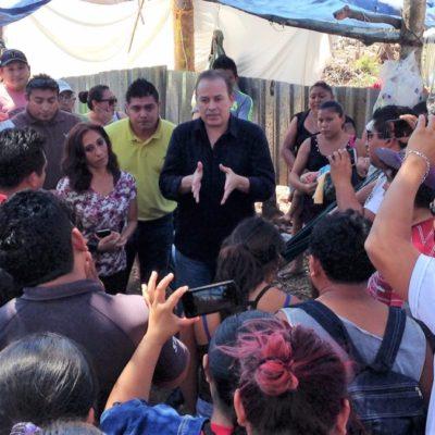 Anticipan entrega de 600 lotes para crear nuevo fraccionamiento en Cozumel