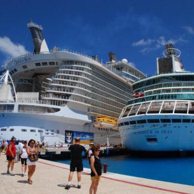Arribarán a Cozumel 18 cruceros durante la semana