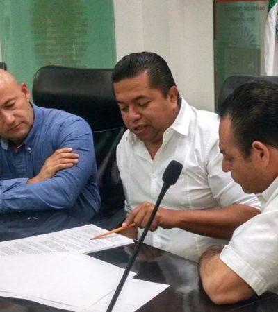 CERCAN A EX TESORERO DE BORGE: Instalan comisión que determinará juicio político contra Juan Pablo Guillermo