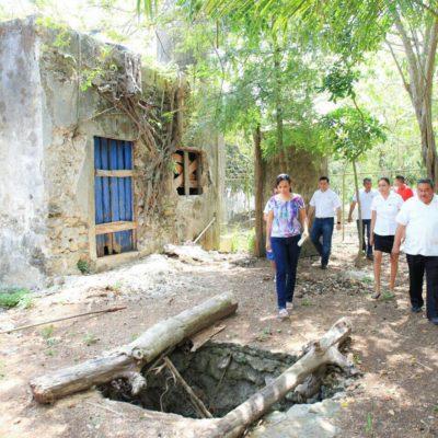 Busca Alcaldesa impulsar proyectos para desarrollar y mejorar calidad de vida en Central Vallarta