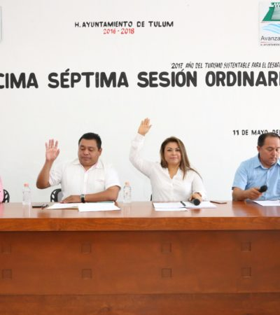 Denunciará Ayuntamiento de Tulum a ex funcionarios y empresa por presunto desvío de recursos federales en la electrificación de la colonia Ejidal