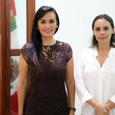 Suman fuerzas alcaldesa y diputada para impulsar iniciativa contra la violencia política hacia las mujeres