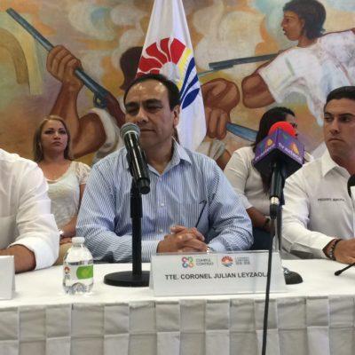 DESTITUYEN A JEFE POLICIACO DE CANCÚN: Traen refuerzo militar como asesor contra inseguridad y violencia