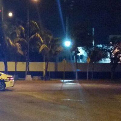 RETAN AL 'SUPER ASESOR' DE REMBERTO | INTENTAN EJECUTAR A UN INGENIERO EN CANCÚN: Rafaguean camioneta en las inmediaciones del hotel Ibis; conductor escapa y, herido, pide ayuda