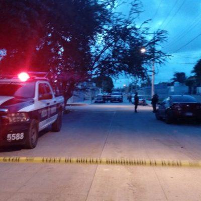 EJECUTAN A UN HOMBRE EN LA SM 76 DE CANCÚN: Primer asesinato a poco más de 24 horas de la llegada del 'super asesor' Julián Leyzaola