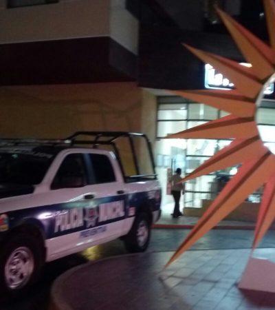 Reportan una persona sin vida en el interior del hotel La Quinta Inn de la Avenida Tulum en Cancún