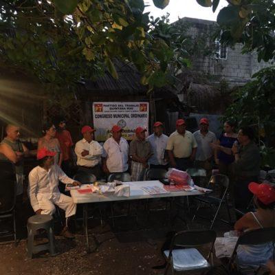 BUSCA PT RENACER DE SUS CENIZAS: Eligen a Hermelindo Be Cituk al frente de la dirigencia en Solidaridad