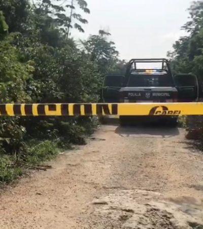 HALLAN A MUJER EJECUTADA EN CANCÚN: Amarrada de pies y manos y con golpes, encuentran cuerpo por la colonia Tierra Maya
